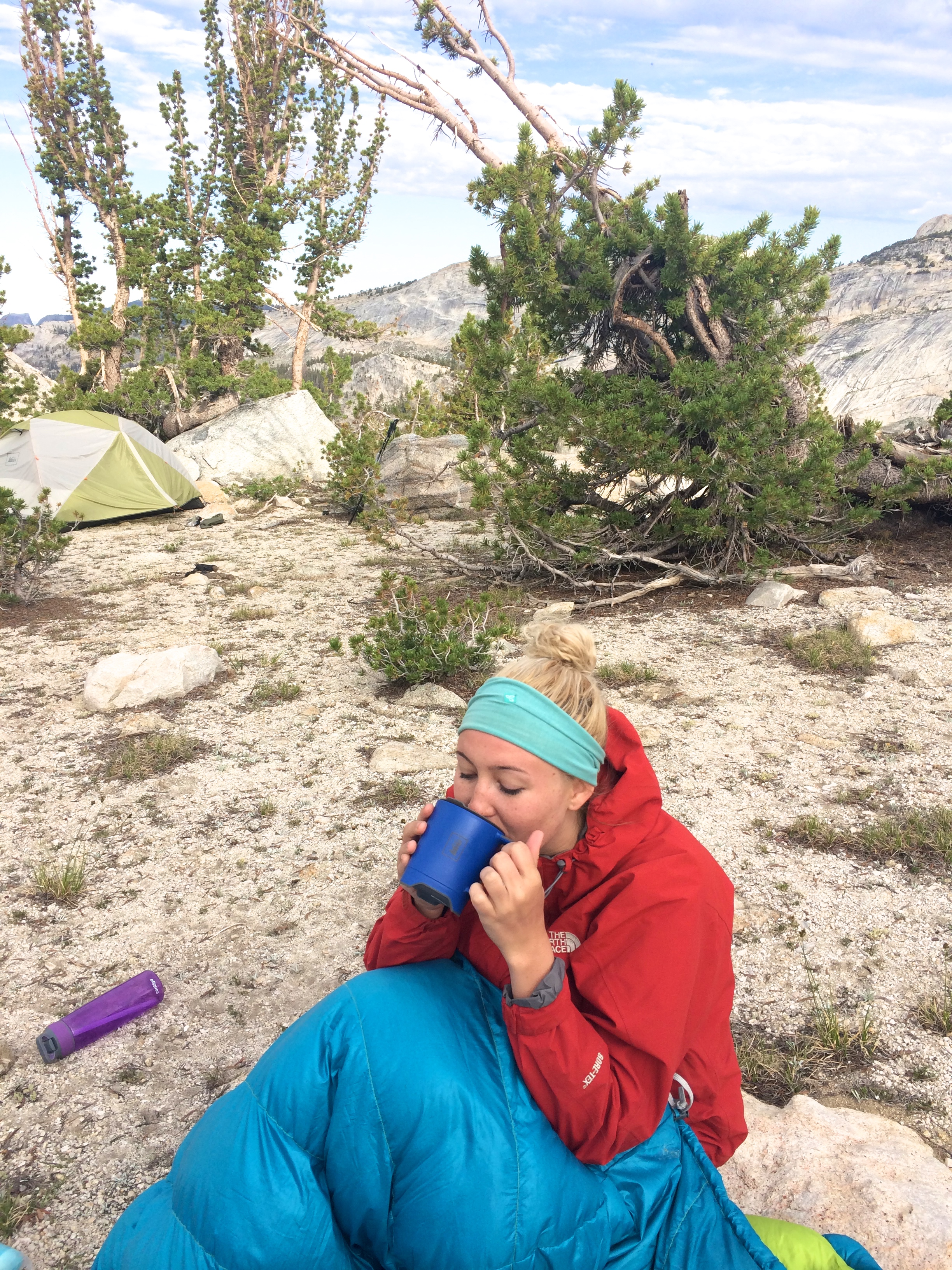 7 Things I Learned On My First Backpacking Trip In